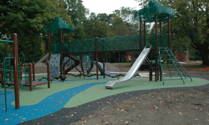 USA Playground Surface Standards